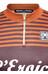 Santini L'Eroica Gaiole in Chianti  Jersey korte mouwen Heren oranje/rood